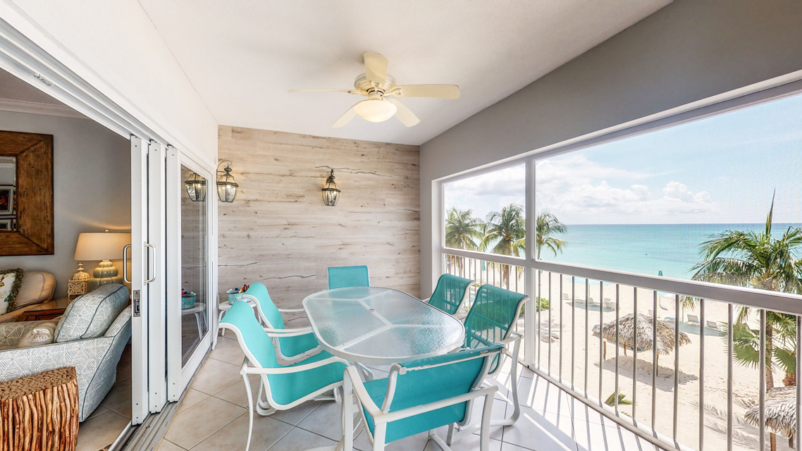 Balcony - Coral Stone Club, Cayman