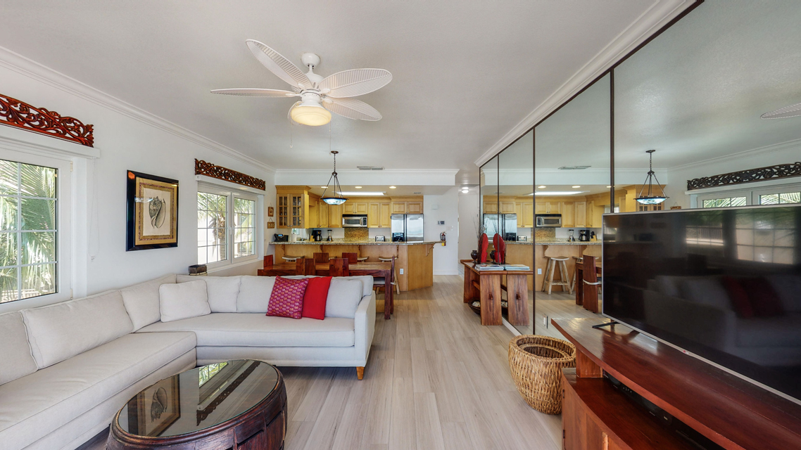 Living Room - Coral Stone Club, Cayman