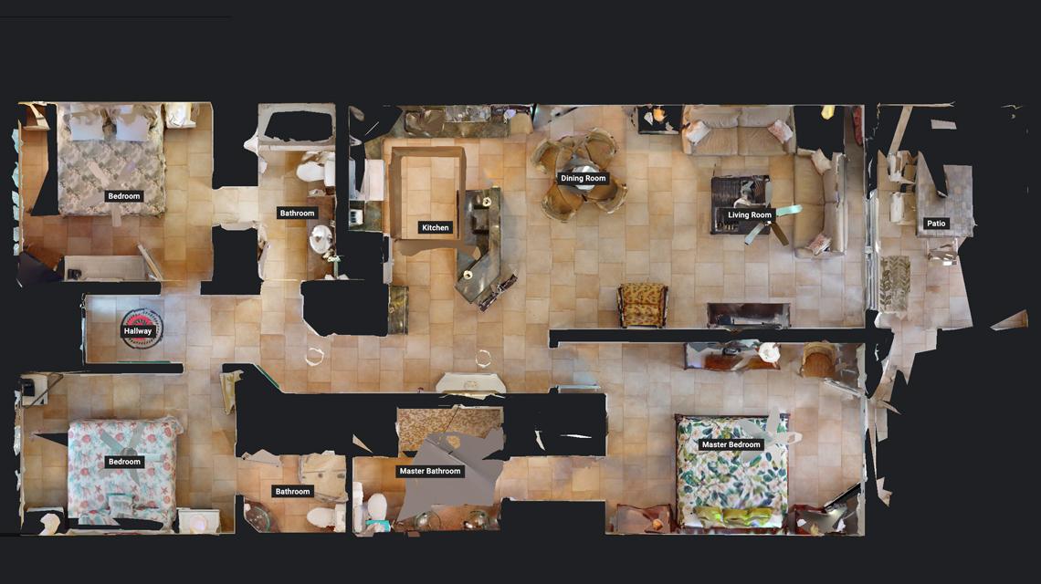 floor plan - Coral Stone Club, Cayman