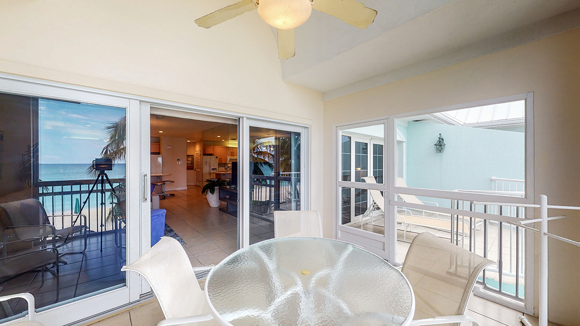 Front Veranda - Coral Stone Club, Cayman