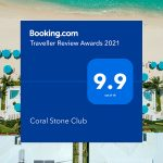Coral Stone Wins booking.com Award!